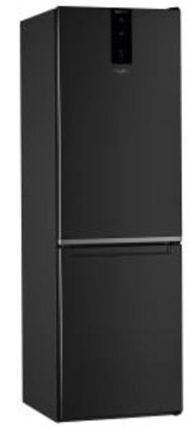 Whirlpool Combi frigo 229/140L A++ zwart W7 821O K